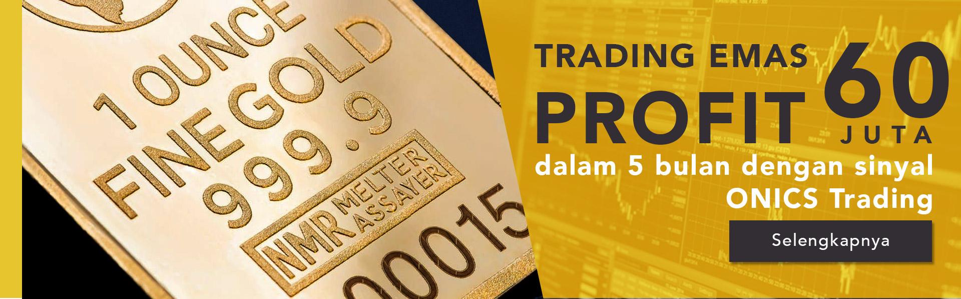 Suka Trading Emas? Intip Contoh Analisis Fundamental Gold di Sini!