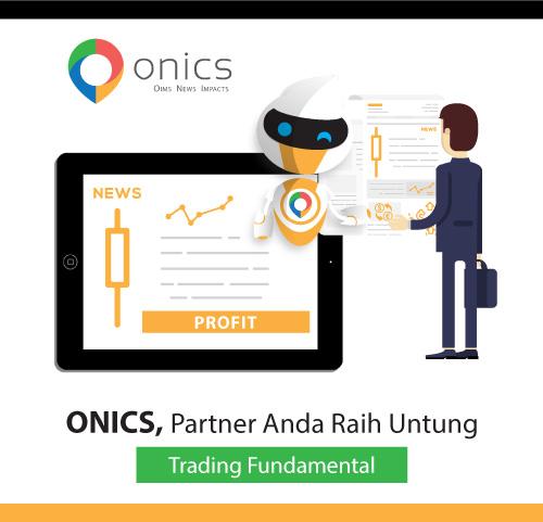 ONICS trading dapat memberikan suggest data-data ekonomi dari yang low, medium hingga High Impact | Central Capital Futures
