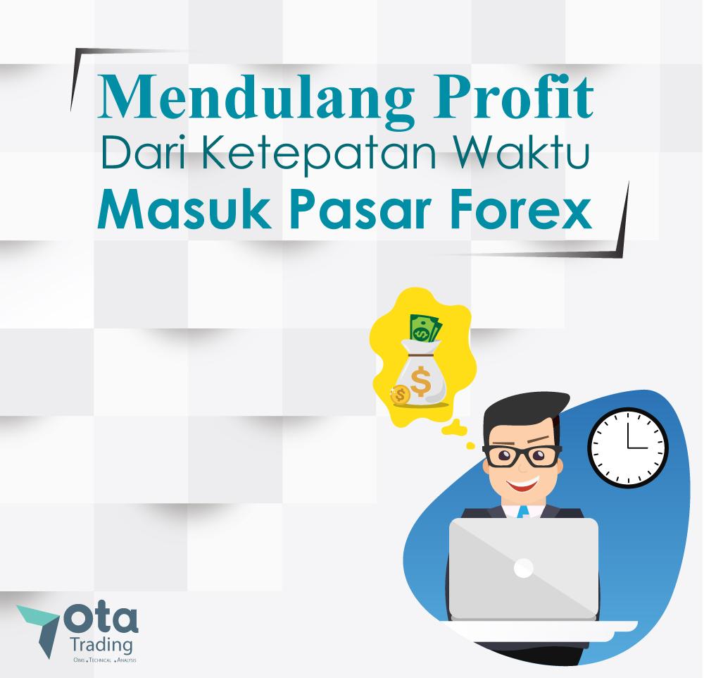Mendulang Profit Dari Ketepatan Waktu Masuk Pasar Forex | Central Capital Futures
