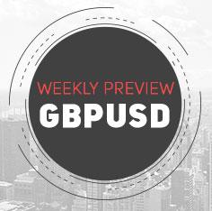 Weekly GBPUSD  21-25 Agustus 2017