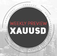 Weekly XAUUSD 28 Agustus - 1 September 2017