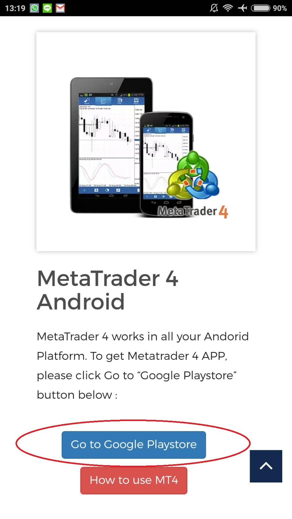 Platform Transaksi